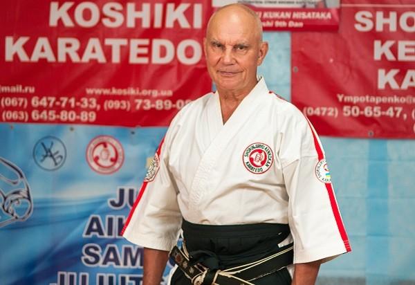 Юрій Потапенко останній самурай