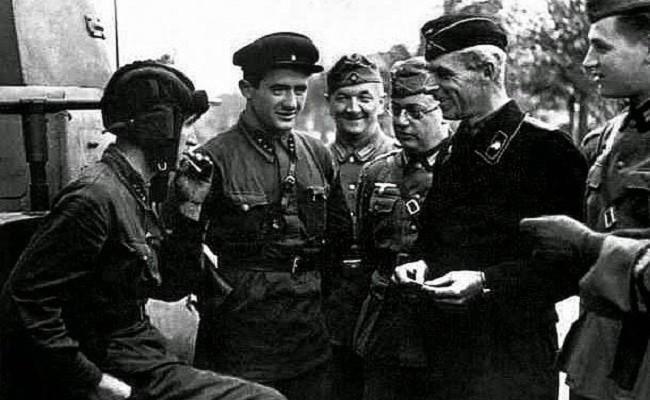 СССР Германия Сталин Гитлер НКВД