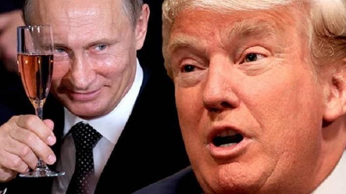 Трамп Путин Санкции