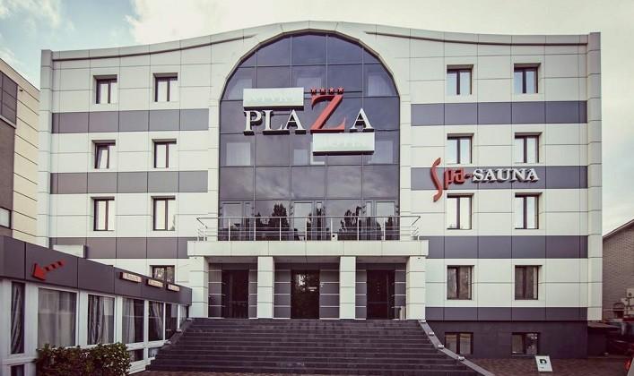 отель Nyvky Plaza Київ вул Маршала Гречко Київ