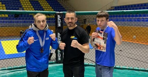 Борці Львівщини стали чемпіонами Європи з козацького двобою -