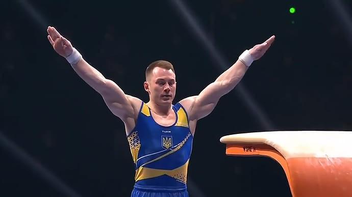 Чемпіонат Європи зі спортивної гімнастики: українці взяли золото і бронзу (ВІДЕО) -