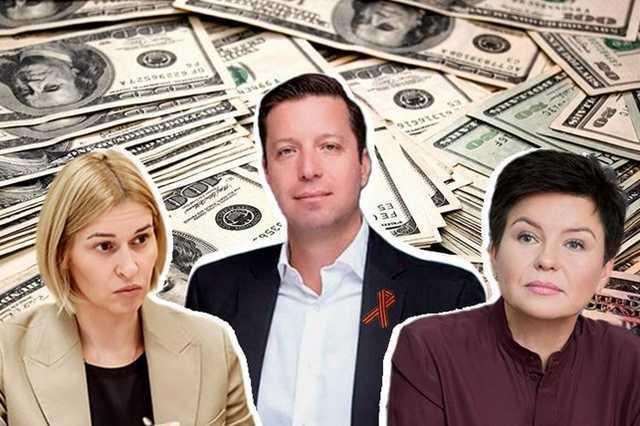 Конвертатор Круглов Константин Александрович занимается обналом под прикрытием скандальных налоговиков Юлии Шадевской и Анны Чуб